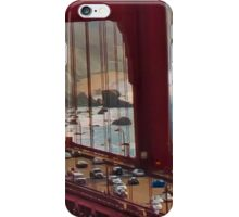 Aerial Golden Gate Bridge  iPhone Case/Skin