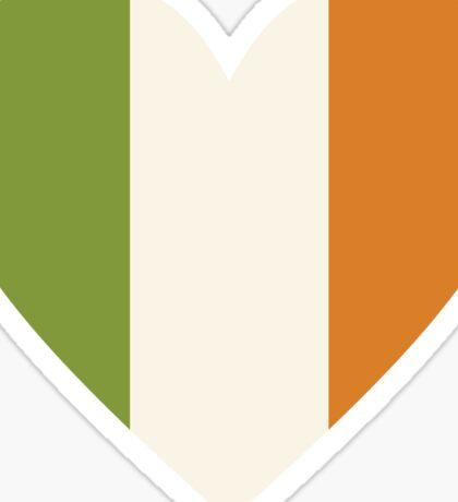 IRISH HEART Sticker