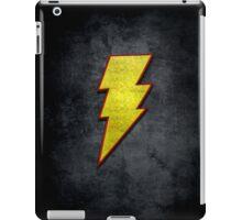 Shazam iPad Case/Skin