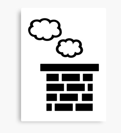 Chimney Canvas Print