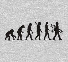 Evolution Chimney sweeper One Piece - Short Sleeve