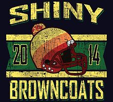 Shiny Browncoats 2014 V1 by Devotees