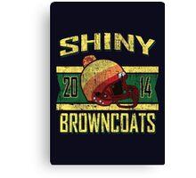 Shiny Browncoats 2014 V1 Canvas Print