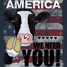 Compassionate America We Need You by Compassion Collective
