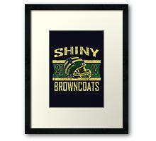 Shiny Browncoats 2014 V2 Framed Print