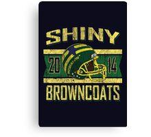 Shiny Browncoats 2014 V2 Canvas Print