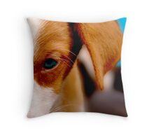 Lola  Q Throw Pillow