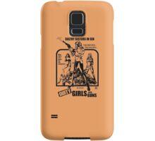 Dirty Guns With Guns Samsung Galaxy Case/Skin