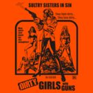 Dirty Guns With Guns by GritFX