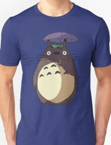 My Neighbour Totoro - Umbrella Totoro Unisex T-Shirt