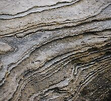 Layers of Rock by Leigh Kreutzer-Hull