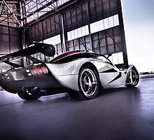 Redback Spyder by DPid