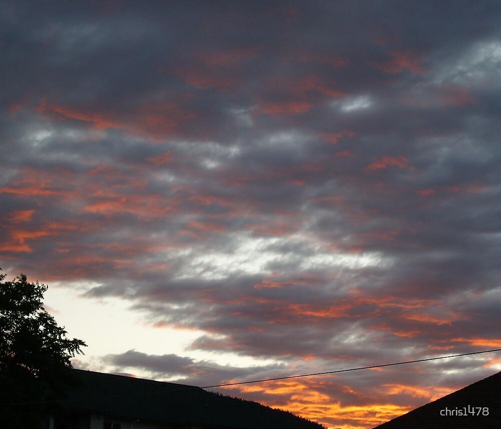 Burnt Sky by chris1478