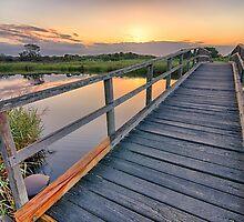 Tallow Creek Bridge by Cheryl Styles