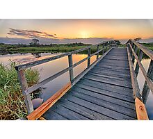 Tallow Creek Bridge Photographic Print