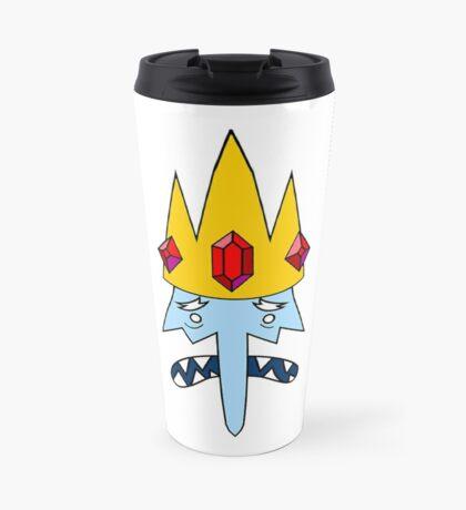 Adventure Time (Ice King) Travel Mug