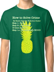 Learn the Psych Process Classic T-Shirt