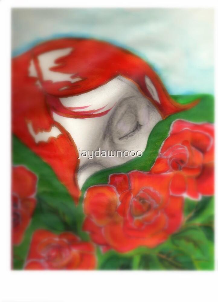deeper red 2 by jaydawnooo