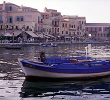 Venetian Harbour by BruceW