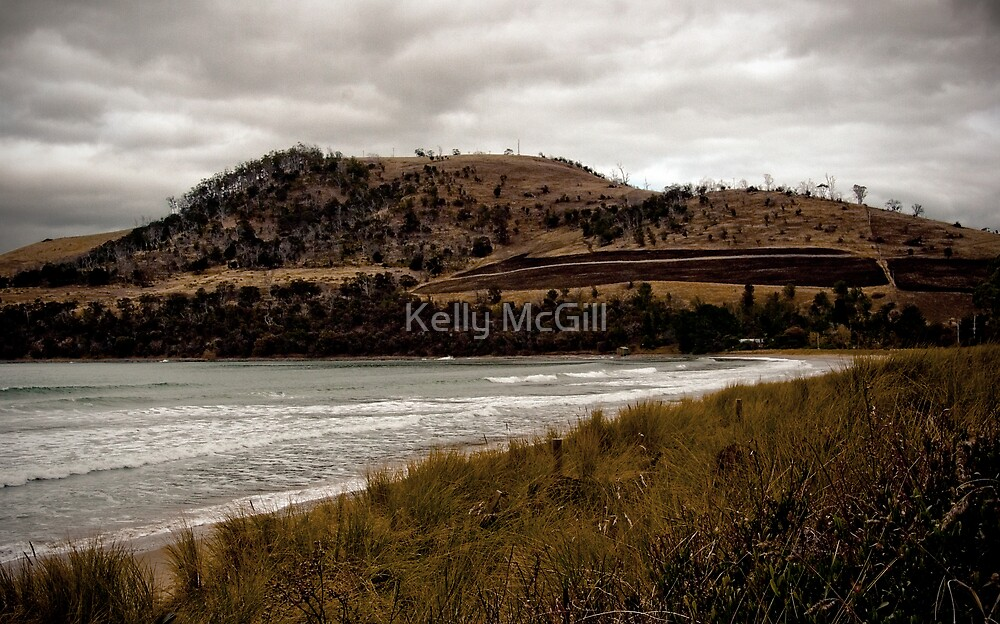 Seven Mile Beach by Kelly McGill