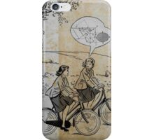 clever girls iPhone Case/Skin