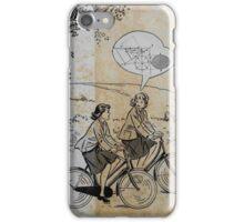 clever girls iPhone Case/Skin