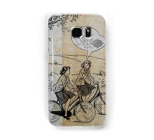 clever girls Samsung Galaxy Case/Skin