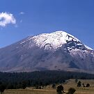 Popocatepetl by joggi2002
