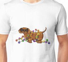 Shiny Dog Unisex T-Shirt