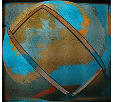 Abstract Rectangle Two Photographic Print