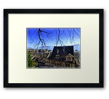 Switzerland in Beauty Framed Print