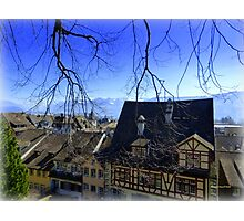 Switzerland in Beauty Photographic Print