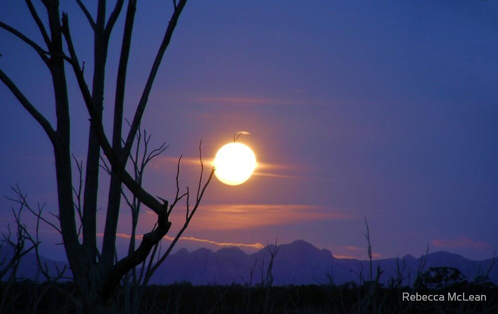 Full Moon by Rebecca McLean