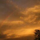Stunning Stormy Sunrise by Michael Eyssens