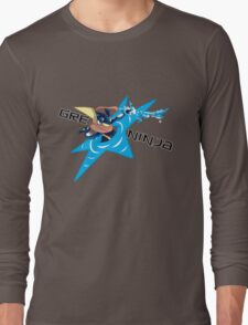 Greninja Long Sleeve T-Shirt