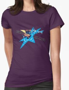 Greninja Womens Fitted T-Shirt