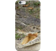 Open Up and Say Ahhh iPhone Case/Skin