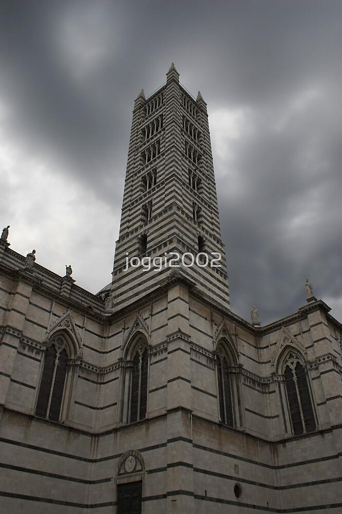 Duomo of Siena, Italy by joggi2002