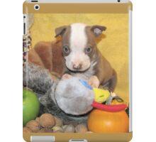 Uno Gets The Turkey !! iPad Case/Skin