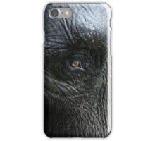 Elephant eye iPhone Case/Skin