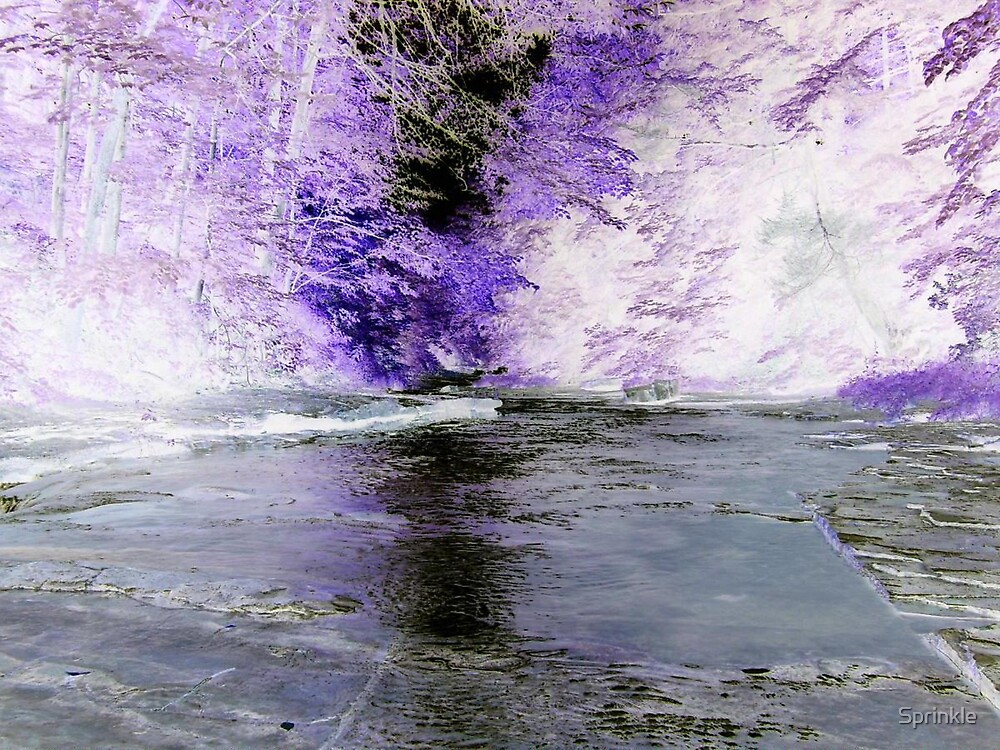 Inverted River by Sprinkle