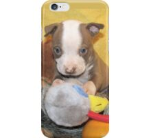Uno Gets The Turkey !! iPhone Case/Skin