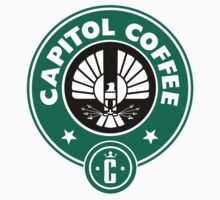 Capitol Coffee by asirensong