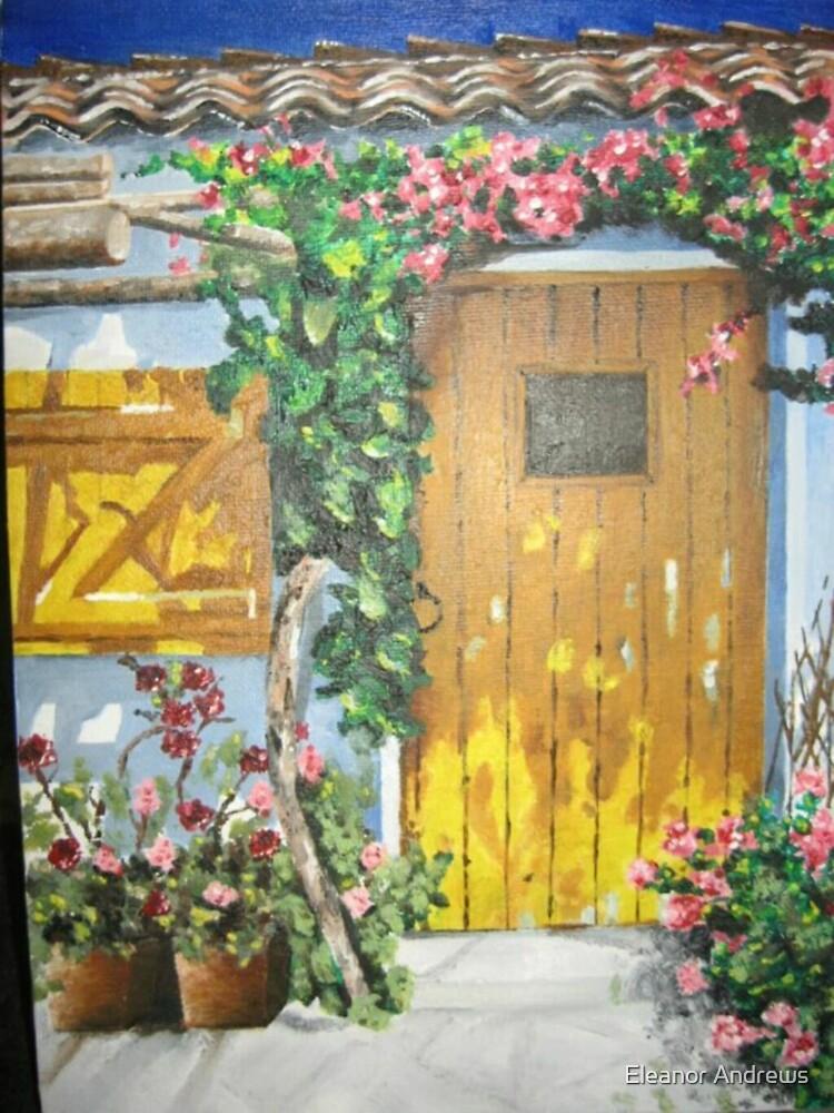 The Doorway (version 2) by Eleanor Andrews