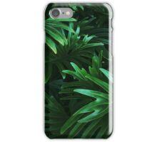 Jungle Leaves iPhone Case/Skin