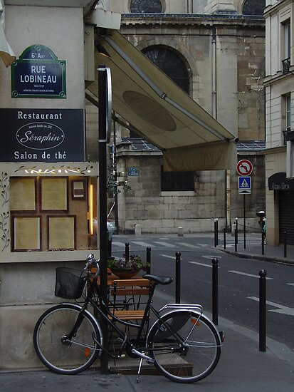 Paris Still Life by APhillips