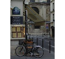 Paris Still Life Photographic Print