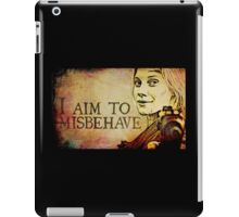 Starbuck has a Browncoat Moment iPad Case/Skin