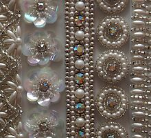Beads and Sequins - Vintage Bling by MHen