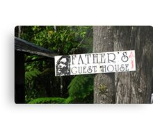Father's Guesthouse Metal Print